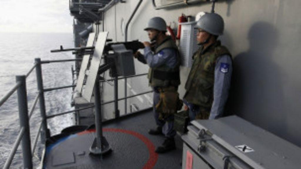 Disputa no Mar da China aumenta tensão na Ásia - BBC Brasil