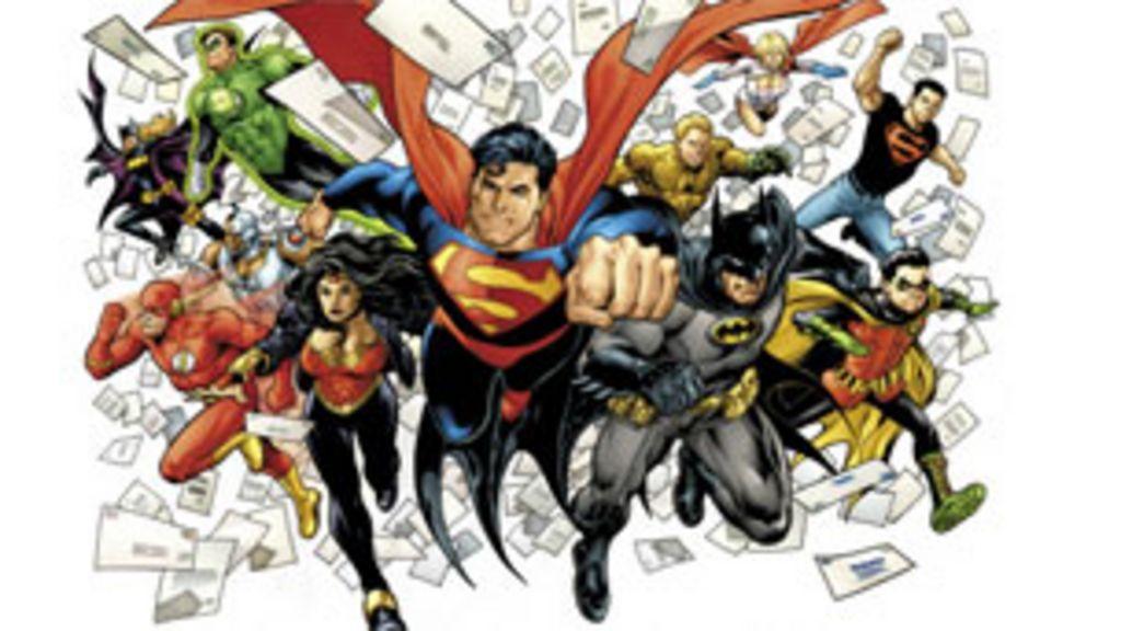 Psicóloga americana vira 'terapeuta' de super-heróis - BBC Brasil