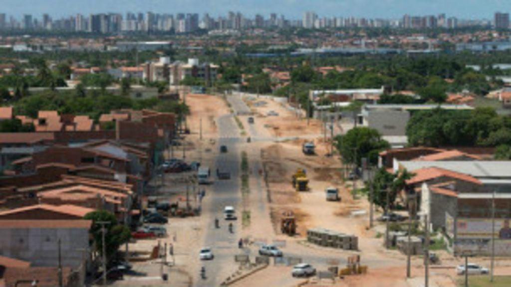 Atrasos e obras canceladas reduzem legado da Copa em transporte ...