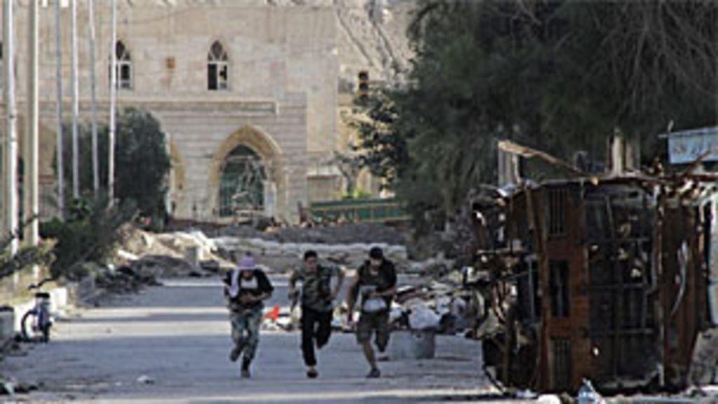 EUA armam rebeldes, mas Obama continua entre ação e indecisão ...