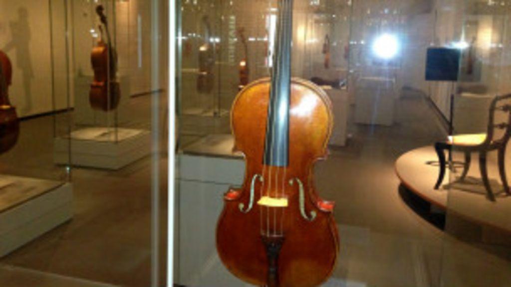 Violino raro avaliado em R$ 4 milhões é encontrado na Inglaterra ...