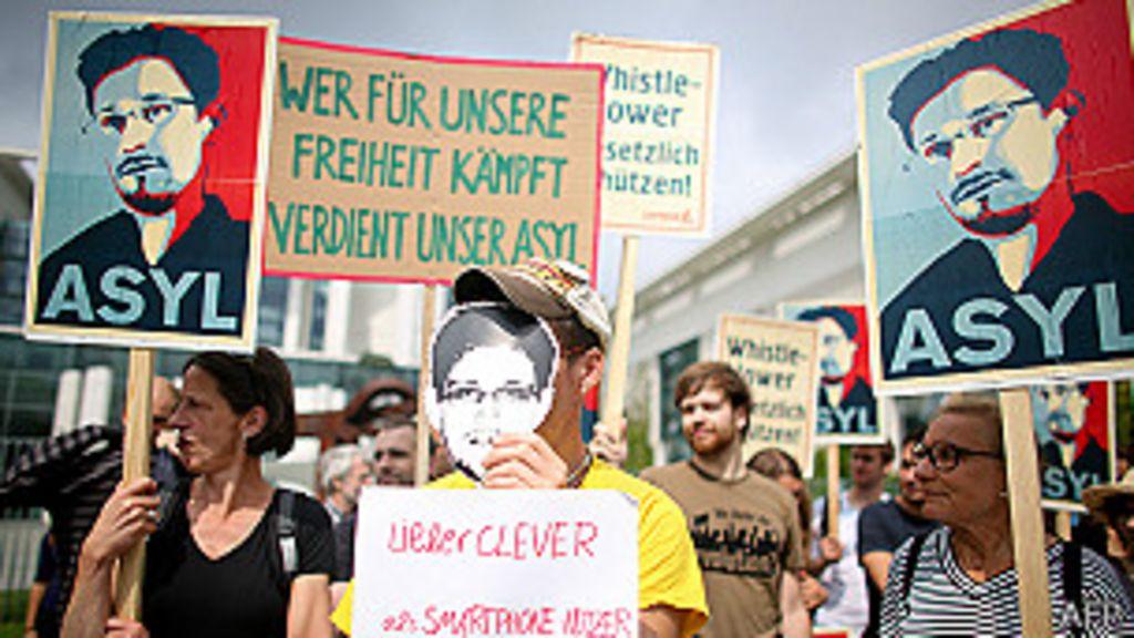 Como Snowden poderia chegar até Caracas? - BBC Brasil