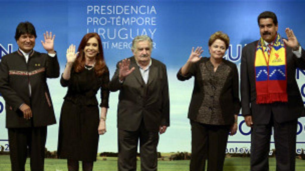 Mercosul 'emperra' relação do Brasil com União Europeia - BBC Brasil