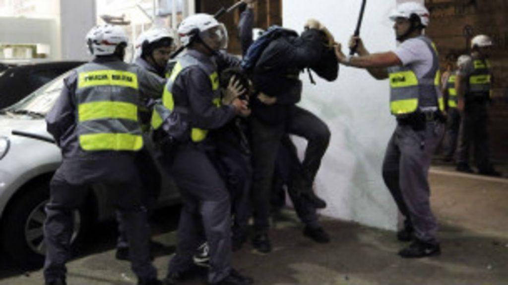 Como desmilitarizar a polícia no Brasil? - BBC Brasil
