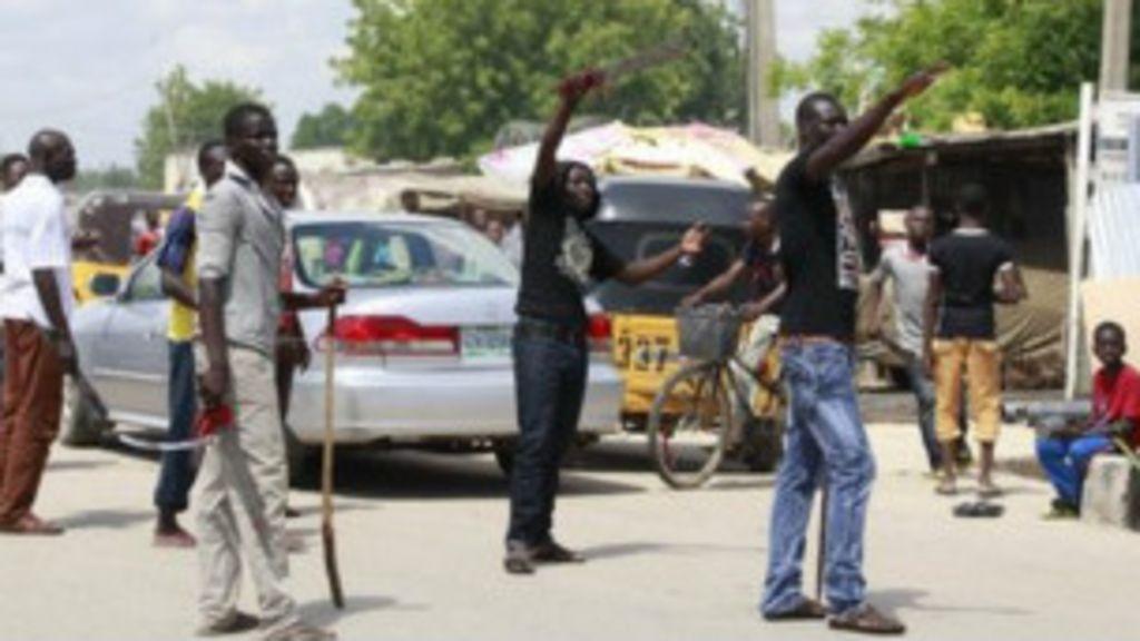An kashe mutane 18 a Beni Sheik - BBC Hausa