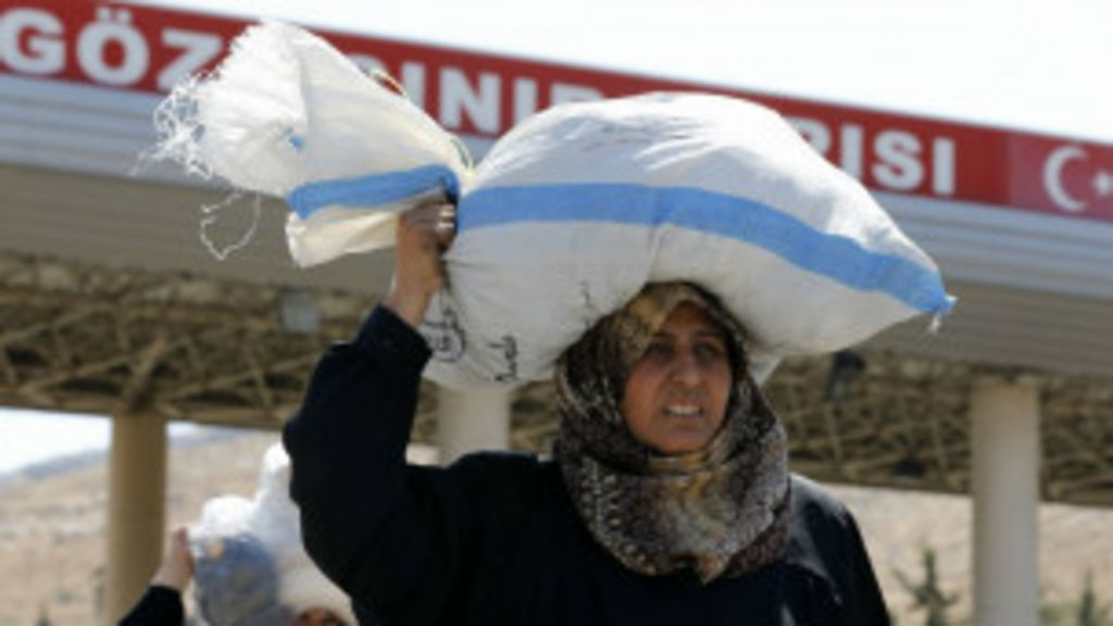 Putin: Ação dos EUA na Síria sem ONU seria ' agressão' - BBC Brasil