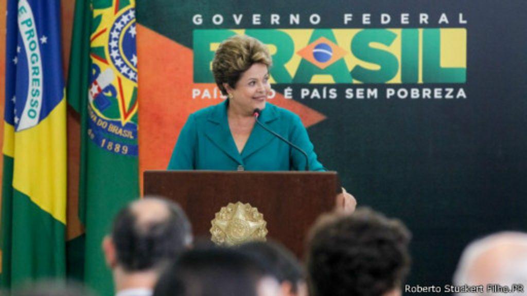 Dilma diz que vai exigir medidas concretas contra espionagem à ...