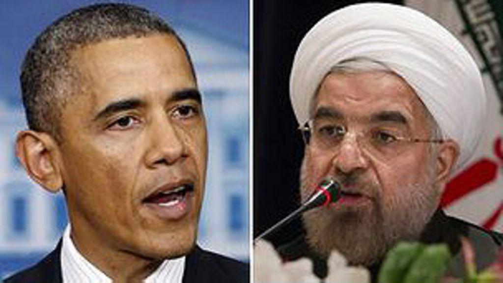 Obama e Rouhani discutem questão nuclear por telefone - BBC Brasil