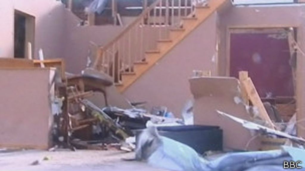 Tornados varrem Meio Oeste americano e matam ao menos 6 - BBC ...