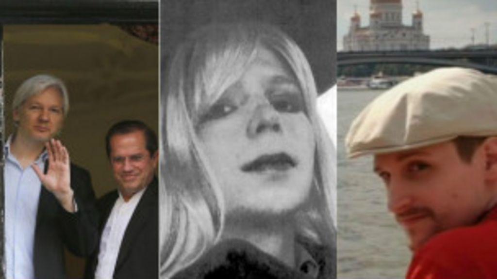 Futuro de Snowden, Manning e Assange põe em xeque papel de ...
