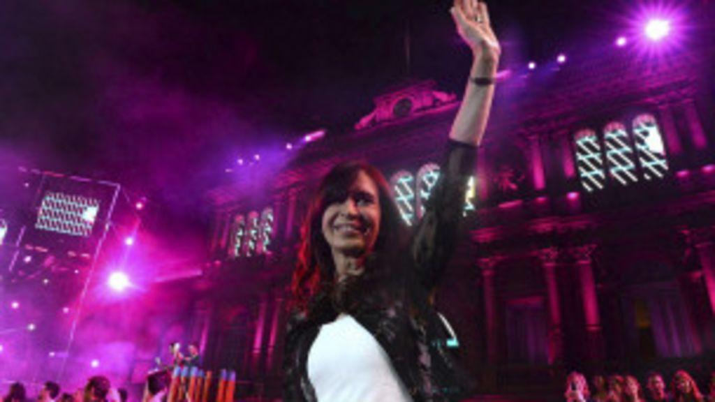 'Sumiço' de Cristina sugere novo estilo e divide argentinos - BBC ...