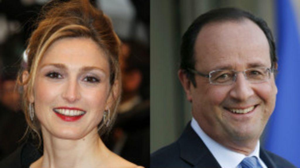 Caso com atriz 'desgasta' ainda mais imagem de presidente francês ...