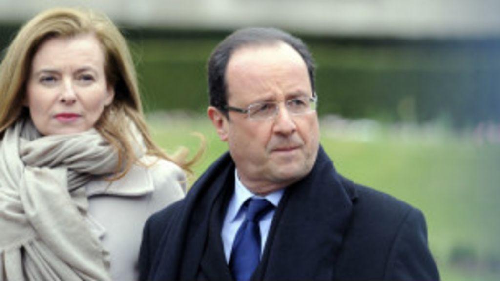 Oposição francesa questiona status de primeira-dama de Hollande ...
