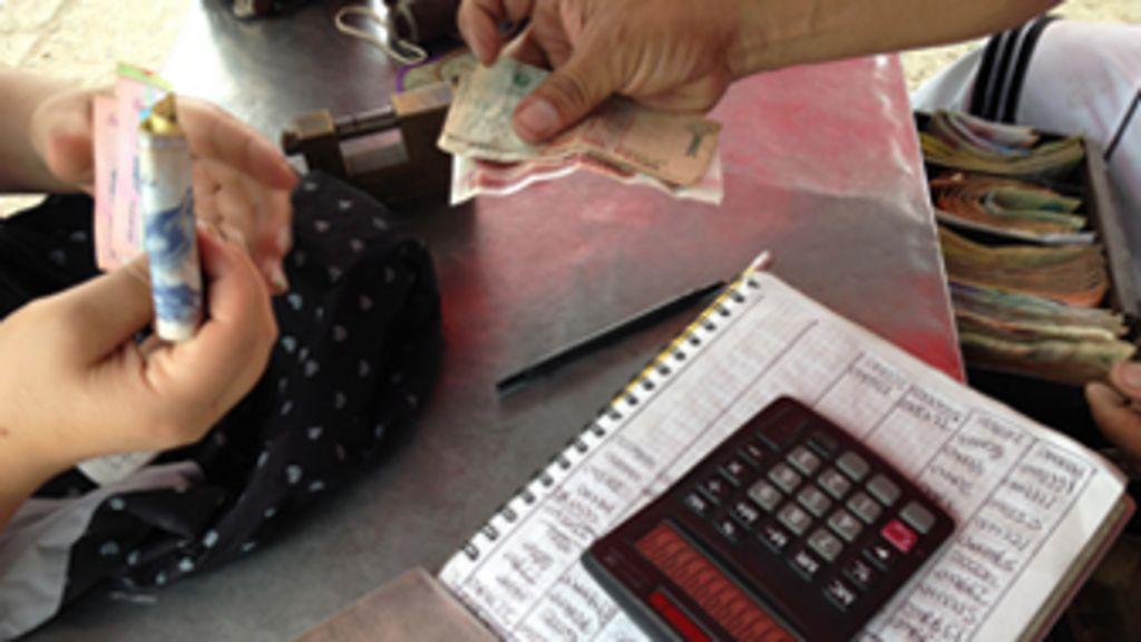 ¿Cómo y quiénes calculan el dólar paralelo en Venezuela? - BBC ...