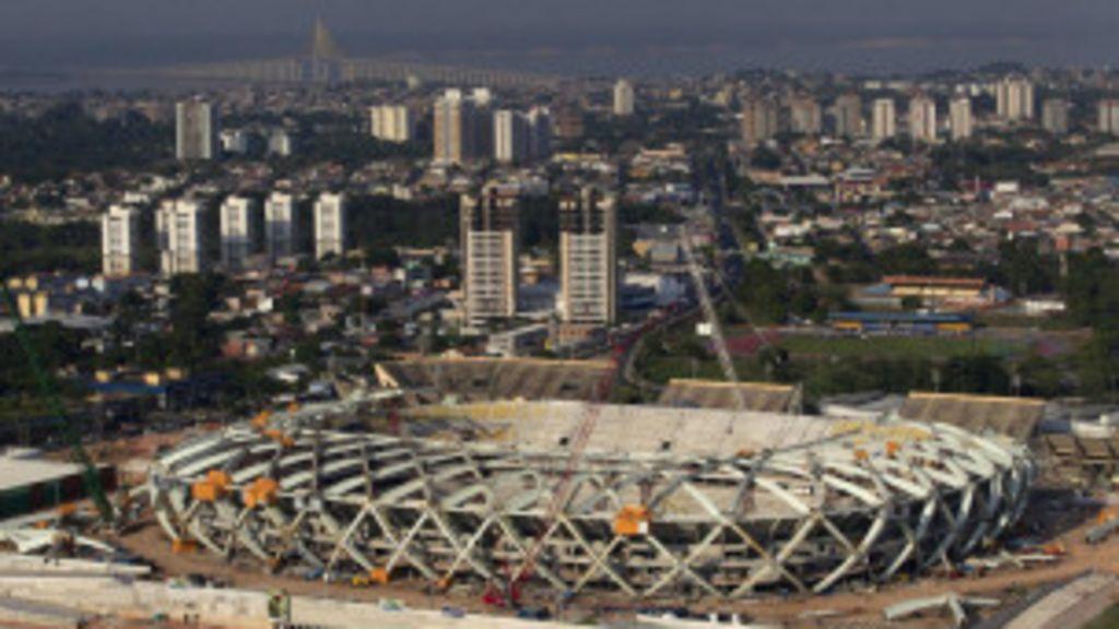 Manaus tem mais um operário morto na obra do estádio da Copa ...