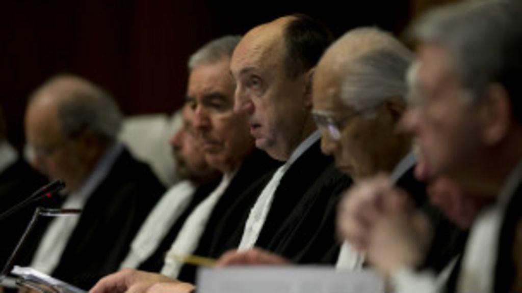 Corte de Haia põe fim a disputa histórica entre Chile e Peru - BBC ...