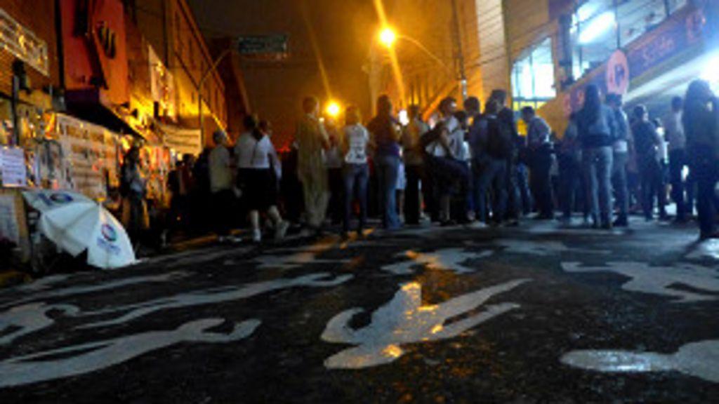 Em longo dia de homenagens, Santa Maria 'encerra primeiro ciclo ...