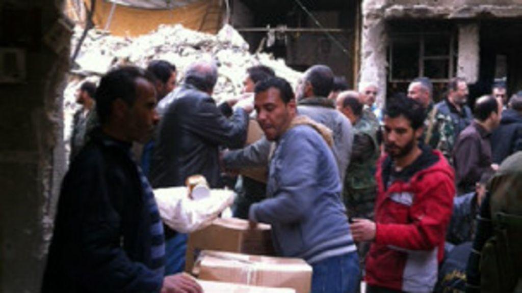 ONU vê 'base' para paz na Síria após fracasso de negociações ...