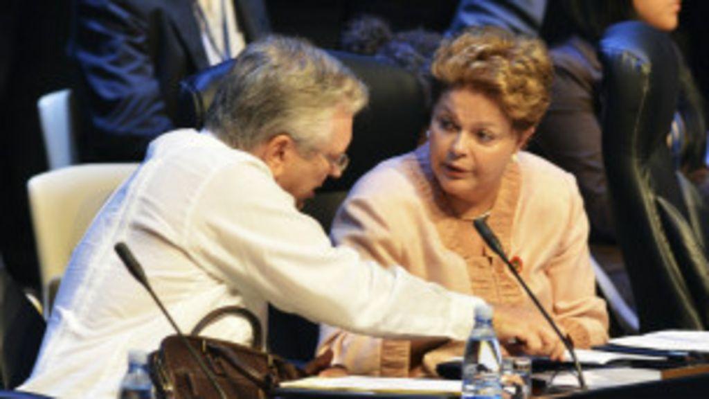 Com Dilma, o Brasil perdeu força na política internacional? - BBC ...