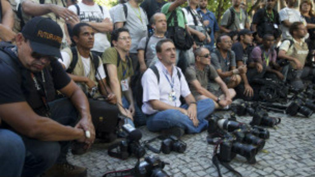 Brasil é 1º em mortes de jornalistas nas Américas, diz ONG - BBC ...
