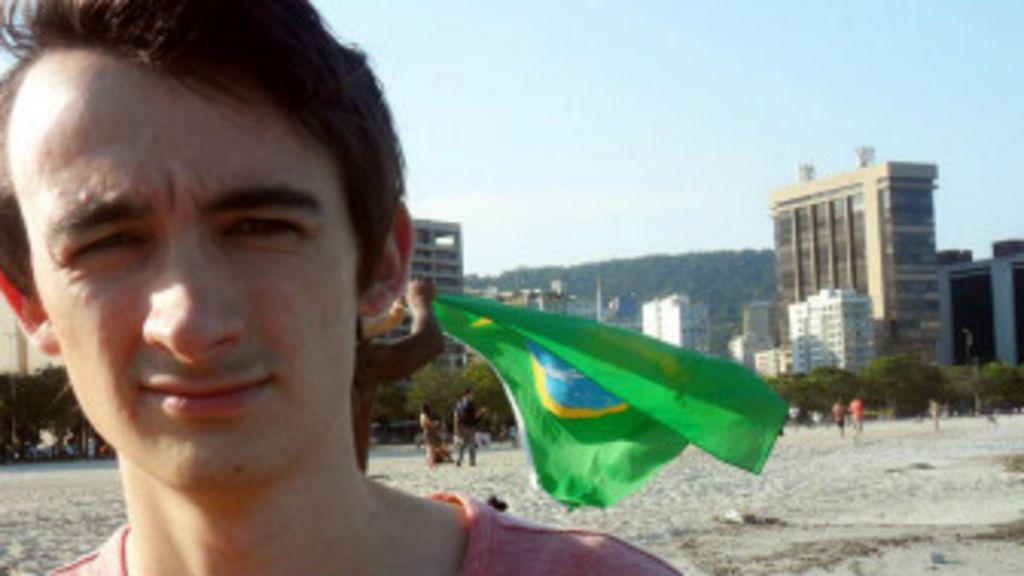 Blogueiro vê no arroz com feijão um retrato do Brasil - BBC Brasil