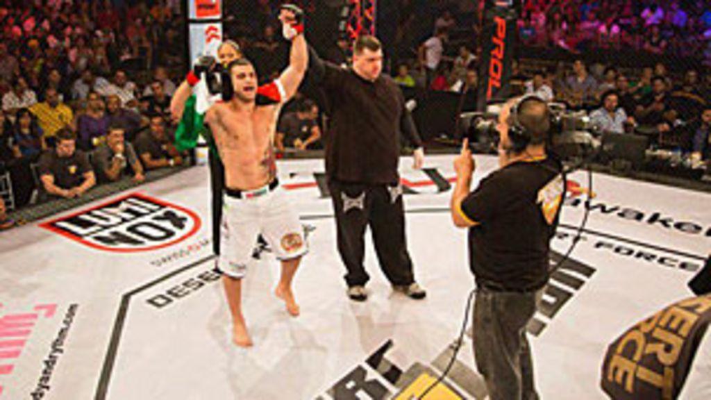 Brasileiro vira herói dos palestinos em reality de MMA no mundo ...