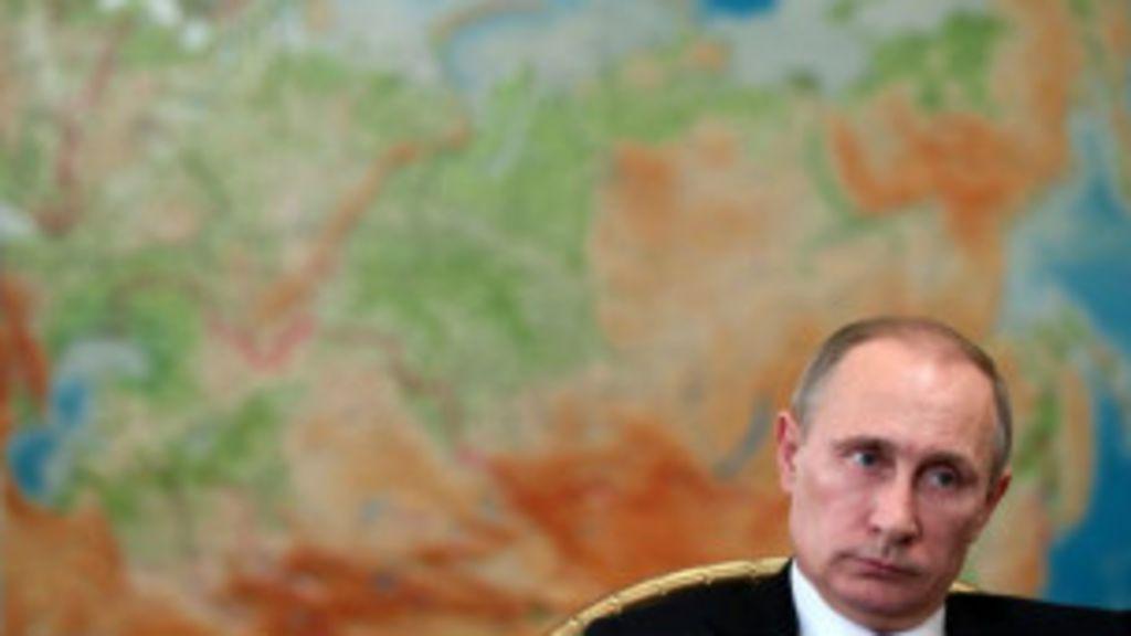 Com quantos aliados a Rússia pode contar na crise da Crimeia ...