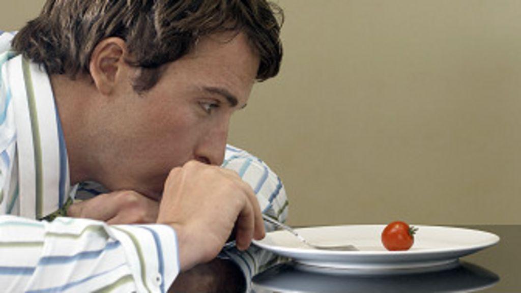 El tabú de la anorexia y la bulimia en hombres - BBC Mundo