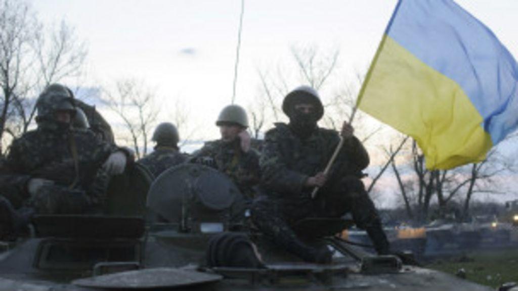 Ucrânia: solução diplomática 'mais longe do que nunca' - BBC Brasil