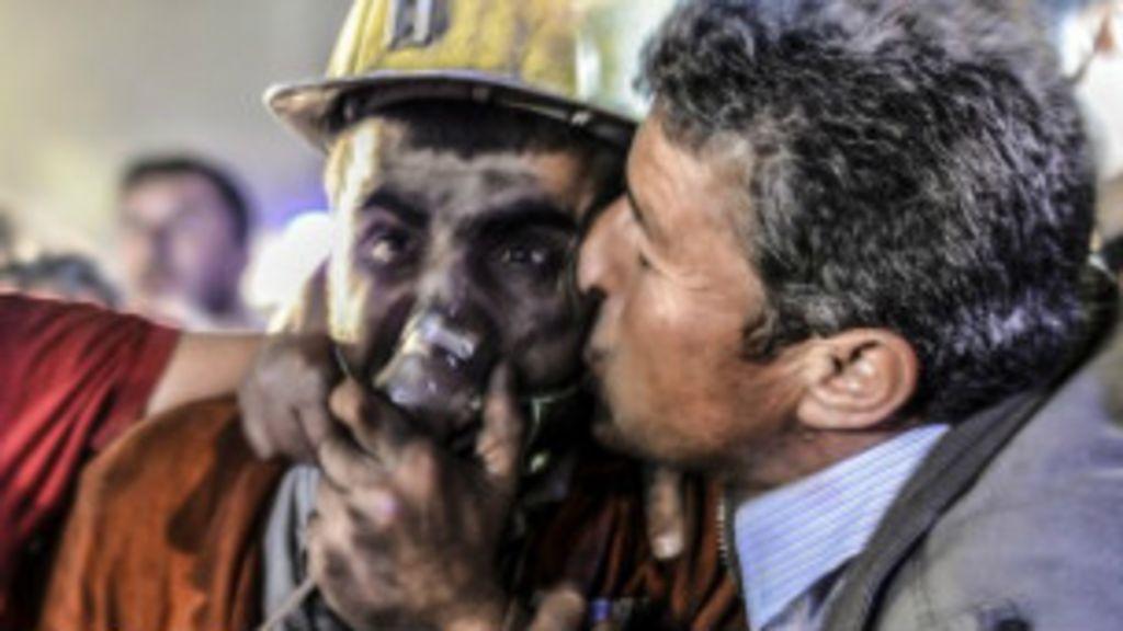 Fogo em mina turca dificulta resgate e ministro diz ter menos ...
