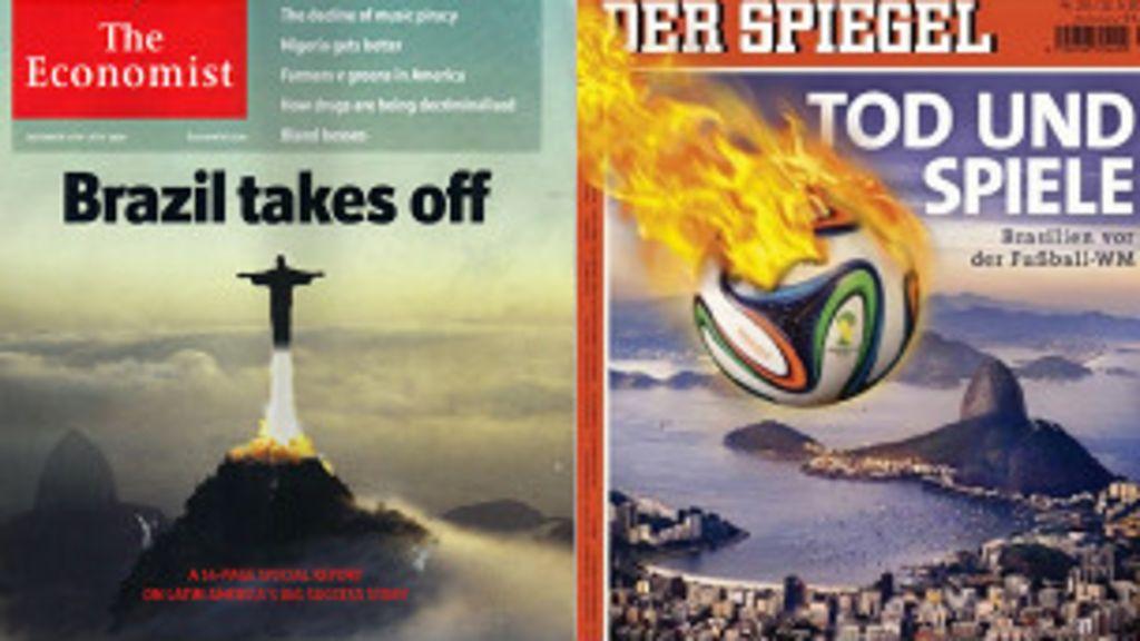 #SalaSocial: A mídia internacional pega pesado com o Brasil ...