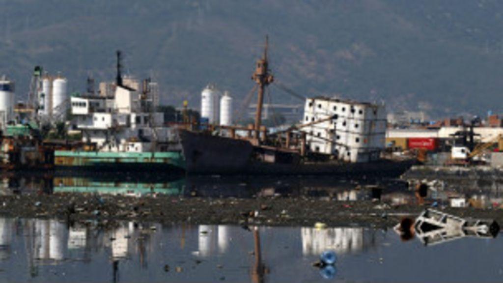Biólogo vê falta de vontade política para despoluir Guanabara ...
