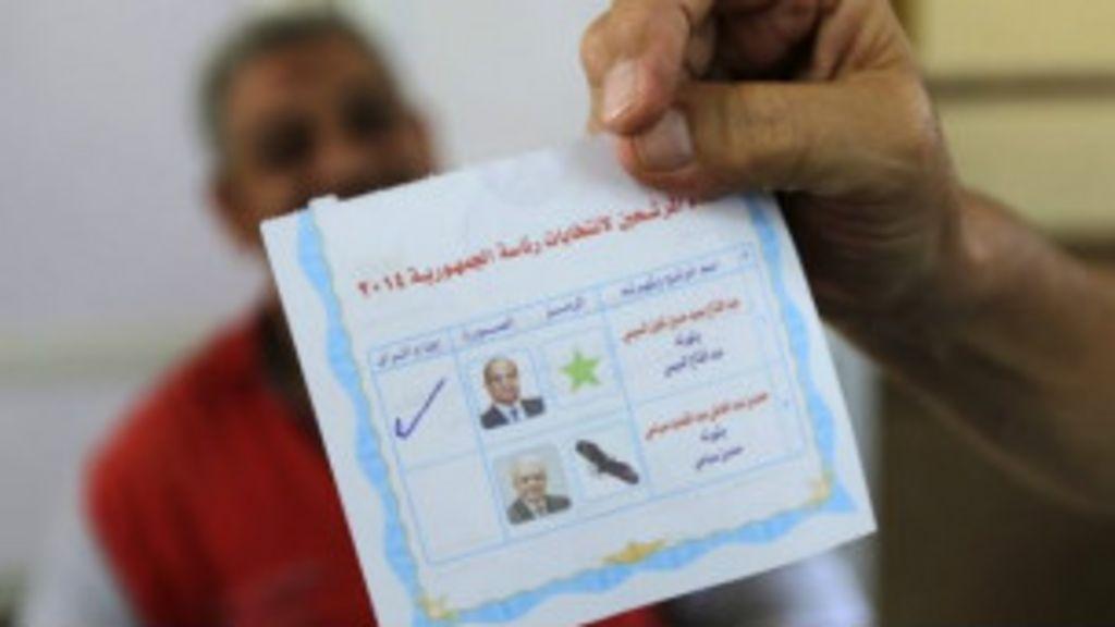 Egito vai às urnas, com questionamento à idoneidade do pleito ...