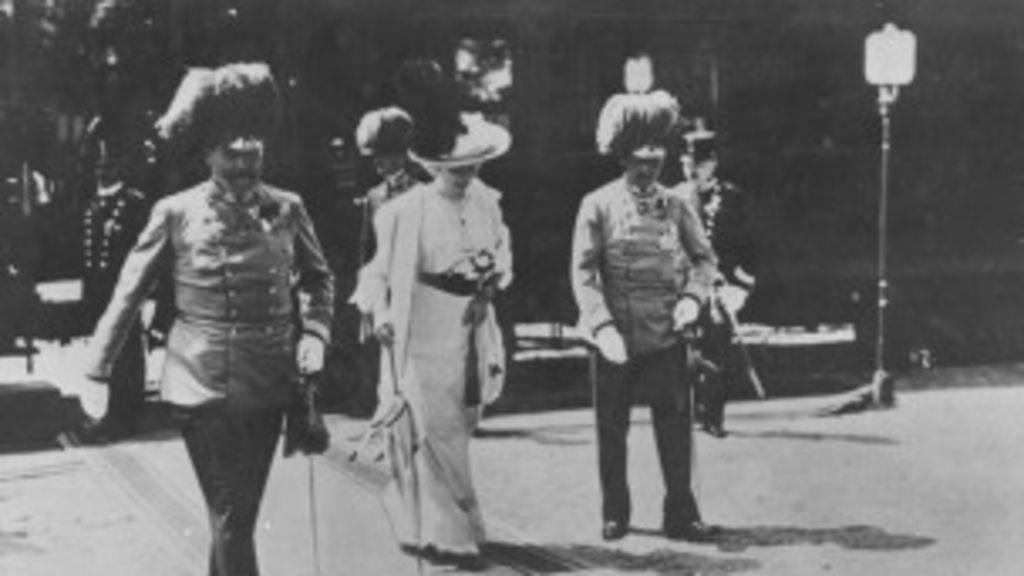 Veja a cobertura simulada do assassinato que provocou a 1º Guerra ...
