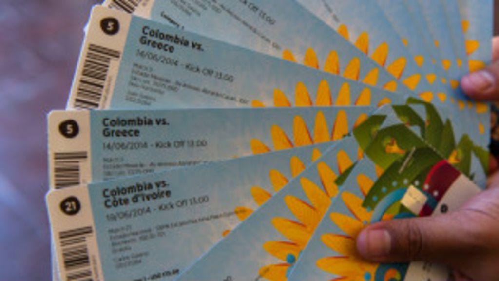 Máfia dos ingressos: polícia detém executivo de empresa ligada à Fifa