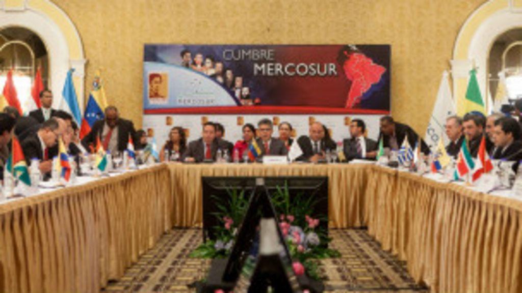 Mercosul sai em defesa da Argentina e vê risco para economia ...