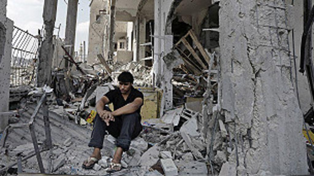 O conflito em Gaza pode estar no fim, mas não há vencedores ...