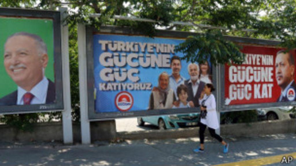 Turquia vai às urnas em eleição presidencial inédita - BBC Brasil