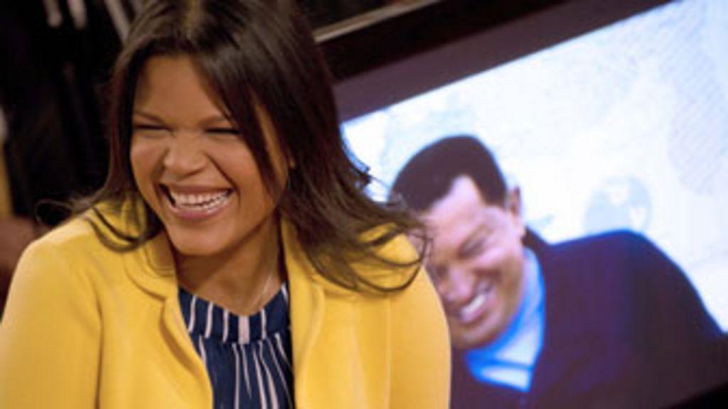 La hija de Chávez que llega a la ONU como embajadora alterna ...