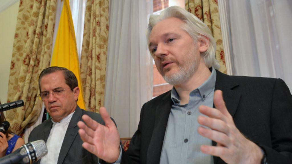 Caso Assange: Suécia desiste de acusação por agressão sexual ...