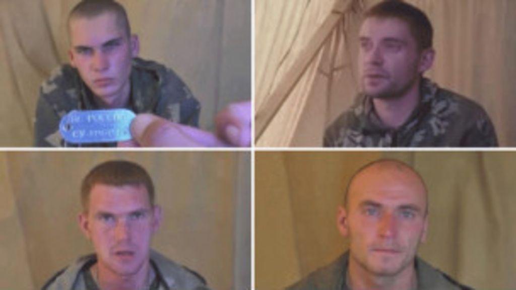 Soldados são presos na Ucrânia, Rússia alega que invasão foi ...