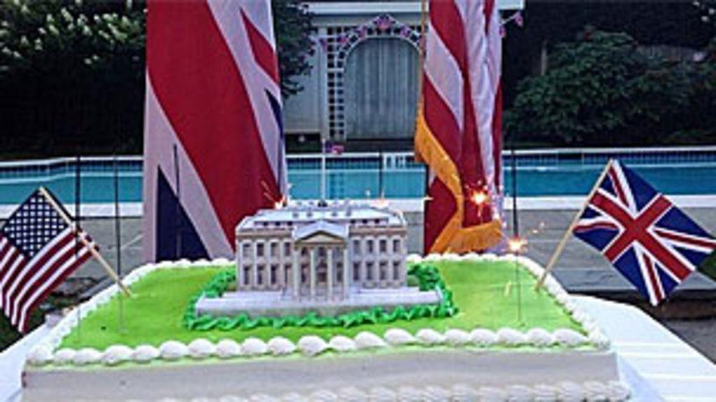 Grã-Bretanha se desculpa por bolo comemorando incêndio à Casa ...