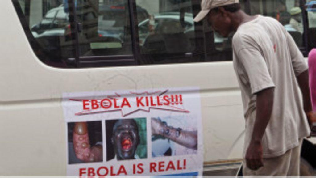 Ebola: Brasileiros relatam medo de contaminação e mortes na Libéria