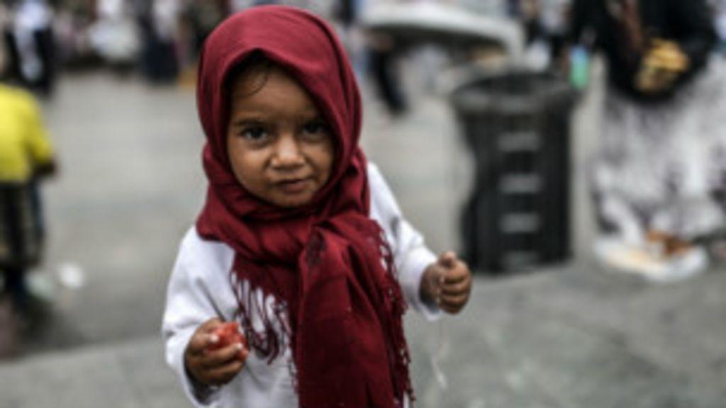 Síria é 'maior crise humana da nossa era', diz ONU - BBC Brasil