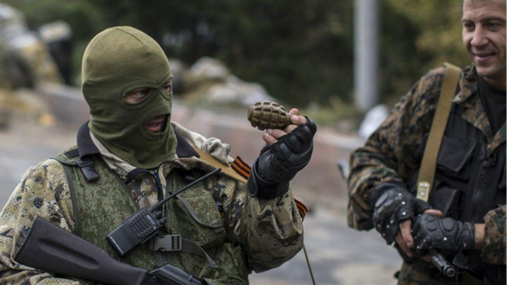 Украинская разведка рассказала, кого Путин отправляет на Донбасс