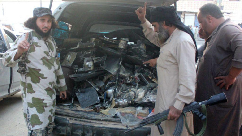 Os riscos dos EUA e aliados na luta contra o Estado Islâmico - BBC ...