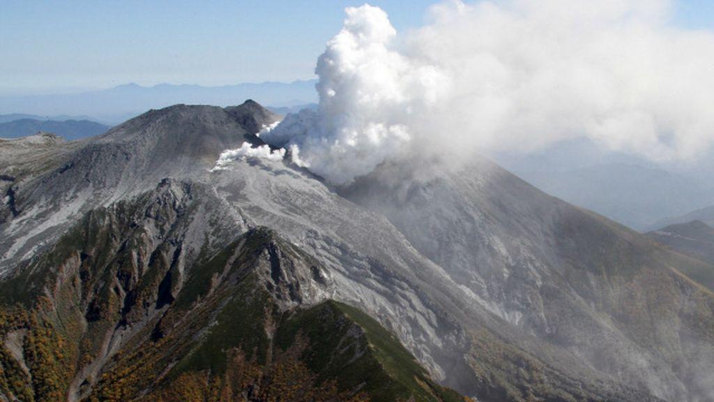 phun trào núi lửa