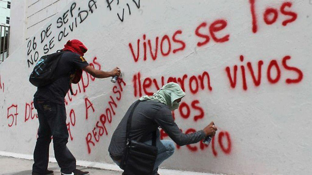 México busca 58 estudantes desaparecidos após confronto com a ...