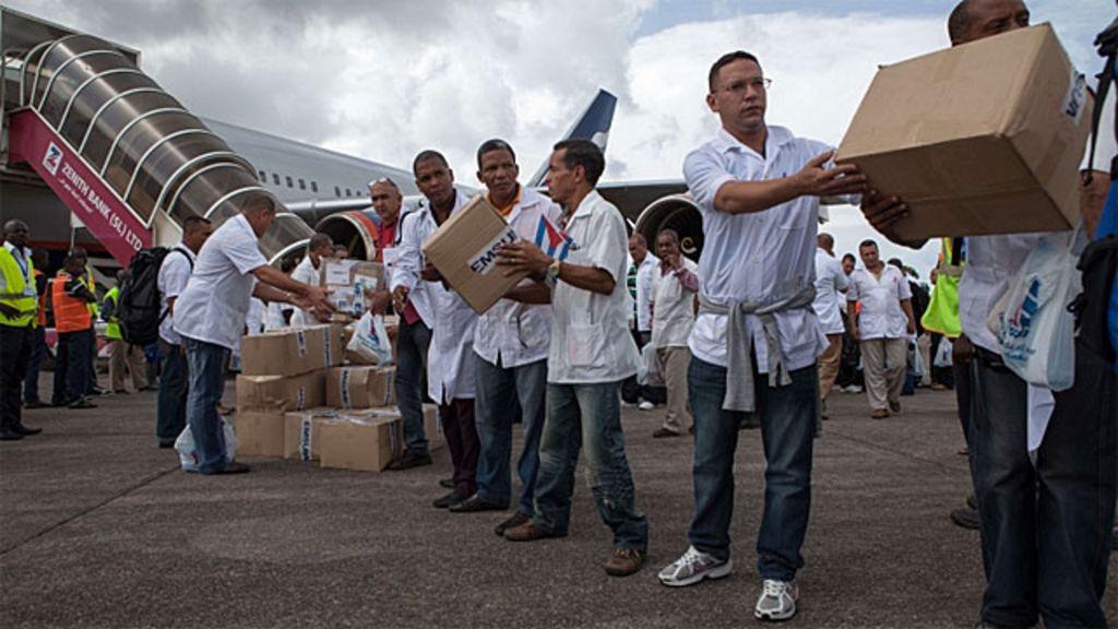 País com 622 mortos por ebola e apenas 136 médicos 'importa ...