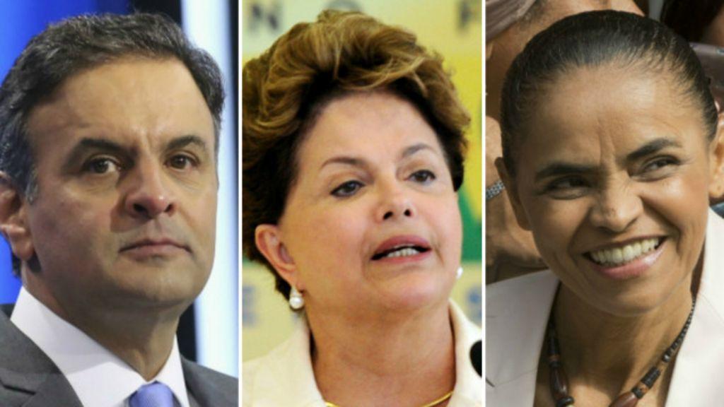 Brasil vai às urnas em eleição mais disputada em 25 anos - BBC ...